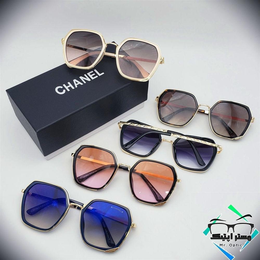 فروشگاه MrOptic  مستر اپتیک عینک شنل  زنانه  دارای یووی ۴۰۰  قیمت کیف اصلی ۷۰۰۰۰