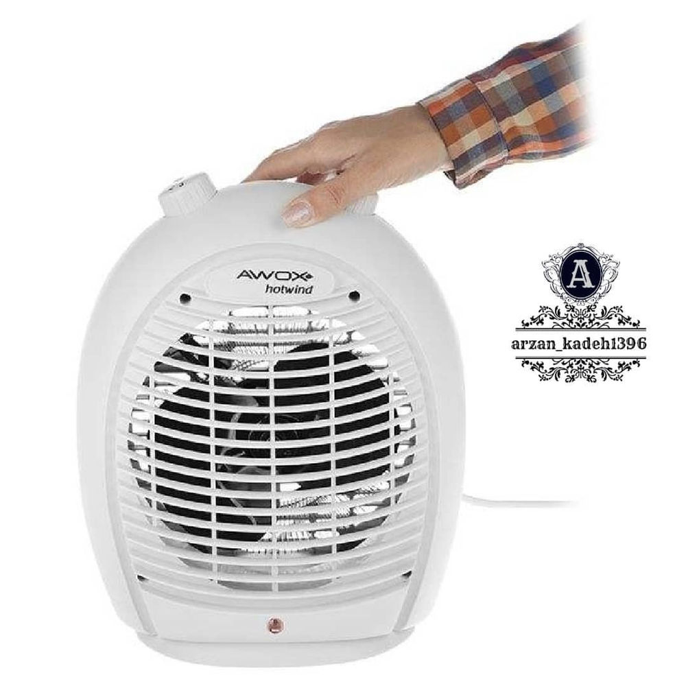 ارزانکده1396 لایک و بزن ببین چه خفنه۰🤩🤩  بخاری فن Awox Hotwind  ویژگی های عمومی  نیروی کار  : 220 - 240 وات  سطح تنظیم حرارت  : تنظیم قدرت 3 سطح  رنگ  : سفید  ضمانتنامه  : 2 سال  LED نشانگر قدرت  : وجود دارد  فقط عملکرد فن غیر گرم شونده  : وجود دارد  سیستم خاموش شدن بیش از حد دما  : وجود دارد  ویژگی فوری روی اشاره  : وجود دارد  اندازه محصول (WxDxD) سانتی متر  : 16 23 23 28 28  وزن مورد  : 995 گرم  ابعاد جعبه (WxDxD) سانتی متر  : 17 24 24 29 29  وزن جعبه  : 1،150 گرم  قیمت:دایرکت  اطلاعات بیشتر و ثبت سفارش دایرکت و واتس آپ   09011793705  سایت فروشگاه ارزانکده۱۳۹۶ دارای نماد اعتماد الکترونیکی   Www.arzankadeh1396.ir  . . . . . . . .. . . . . #هیتر #هیتر_گرمایشی #هیتر_برقی #هیتر_سنسوردار #بخاری #بخاریبرقی #بخاری_بدون_دودکش #بخاری_برقی #بخاری_برقی_فن_دار #فن #awox #بخاری_ژاپنی #بخاری_درجا #گرمایشی #حرارتی #هیتربرقی #زمستان #سرما #سرمایش_گرمایش  #جهیزیه_عروس #عمده_فروشی #ارزانکده۱۳۹۶ #لوازم_برقی #فروشگاه_آنلاين #انلاین