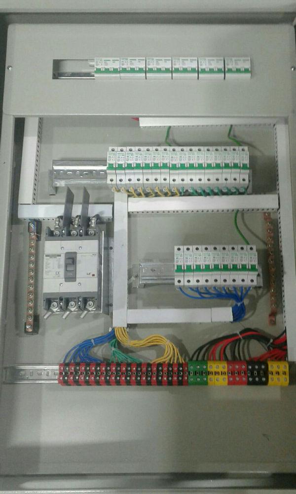تعمیر انواع لامپ LED رفع اتصال و برقکاری وسیم کشی ساختمان