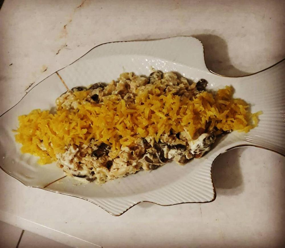 غذای خانگی روزانه ◘◘◘کیک مرغ وقارچ چیکن استراگانف سفارش اقای میلادپور #کیک_مرغ_قارچ  #چیکن_استراگانف  #غذای_خانگی  #𝒉11