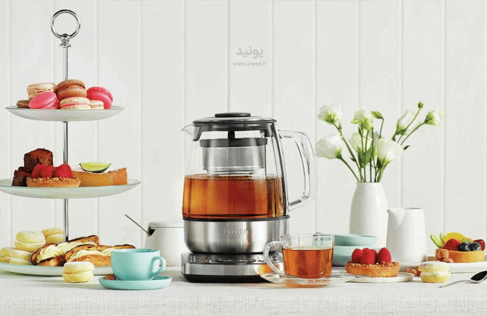 5 مدل چای ساز خارجی و ایرانی