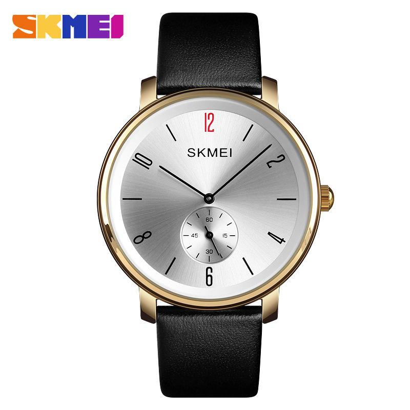 ویستا گالری کمپانی ساعت سازی اسکمی SKMEI برند جهانی و بی المللی کشور چین است که تمامی مدل های آن به کشورهای اروپا و آمریکا صادر می شود و ساعت های این کمپانی از موتور و باطری ساخت ژاپن بهره میبرند و دارای بالاترین کیفیت ساخت می باشند ، شرکت اسکمی توانسته کیفیت و زیبایی را در کنار قیمت اقتصادی ومناسب برای مصرف کننده فراهم کند.   *تاریخچه شرکت اسکمی*  شرکت ساعت سازی اسکمی skmei در سال 2010 در 5 طبقه و در زمینی به مساحت 8000 مترمربع در شهر گوانژو چین احداث شد. این شرکت با ساخت ساعت های باکیفیت و استفاده از بهترین موتور و متریال در ساعتهای خود و عرضه با قیمتی اقتصادی و مناسب توانسته به یکی از بزرگترین صادرکنندگان ساعت در جهان تبدیل شود ، ساعت های این کمپانی بزرگ ساعت سازی به بیش از 160 کشور جهان صادر میشود. طراحی تمامی ساعت های اسکمی در واحد تخصصی طراحی این شرکت انجام میشود.   اگر به دنبال ساعتی اورجینال ، بادوام و شیک ، با قیمت مناسب هستید ساعت های اسکمی بهترین انتخاب خواهند بود.    موتور ژاپن ، دارای تاریخ روزشمار . شیشه نشکن مقاوم آلمانی  دارای موتور دوم ثانیه گرد در پایین صفحه  طراحی فلت مسطح یونیک  ضدآب تا 3 atm  شیشه مقاوم ساخت آلمان  موتور و باطری ساخت ژاپن  بدنه و بند ساخته شده از مواد ساخت آلمان  مونتاژ چین   از گالری ویستا دیدن فرمایید