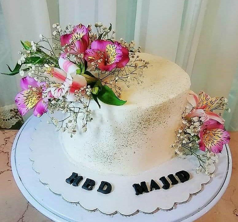 آموزش ورکشاپ کیک خامه ای مدرن داریم