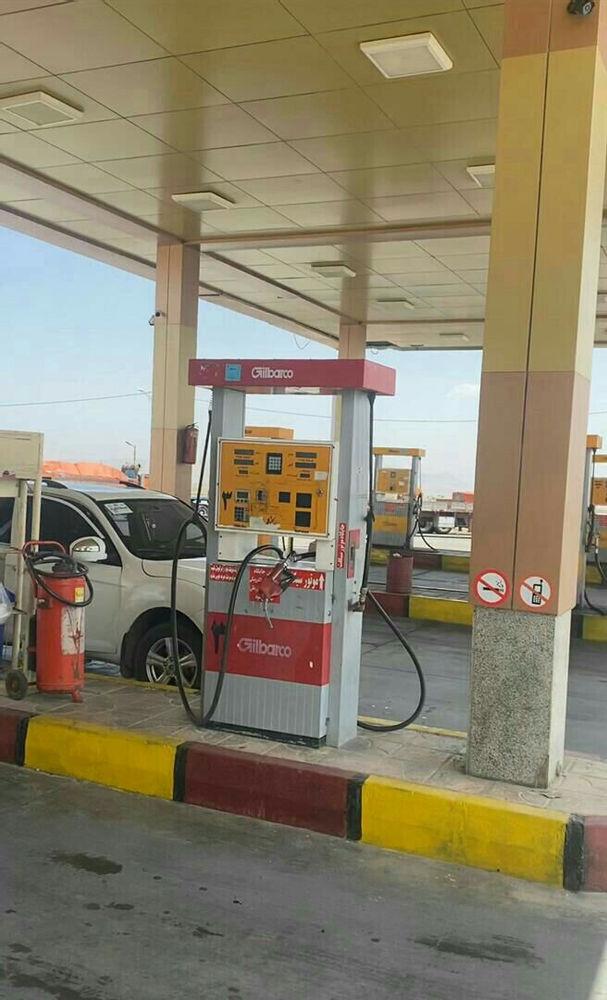 فروش فوری جایگاه سوخت با درآمد بالا