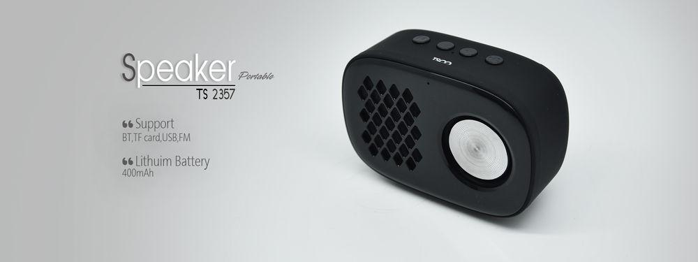 جانبی شمسایی گارانتی یک ساله توسن سیستم اتصال دهنده: پورت USB , شیار کارت حافظه , بلوتوث. نسخهی بلوتوث: 4.2  مدت زمان پخش موسیقی: 3 ساعت نوع باتری: لیتیوم پلیمری دارای توان خروجی 260 وات نوع اتصال: با سیم و بی سیم جنس بدنه این اسپیکر از پلاستیک مرغوبی ساخته شده است. دارای دکمه های روشن / خاموش ، کنترل موسیقی و حجم صدا است و به راحتی می توانید توسط این ها پخش موسیقی را کنترل کنید. خوب است بدانید که این اسپیکر فوق العاده وضوح صدای 80 دسی بل را در اختیار شما قرار می دهد. ارسال به سراسر ایران طی ۲ یا ۳ روز آدرس: استان آذربایجان غربی، خوی، بلوار مطهری، خیابان موسوی، جنب مسجد موسوی، مغازه نمایندگی ایرانسل. شماره کارت بانکی برای کارت به کارت 5022291099256255 بنام امیر شمسایی موبایل:  09219521968