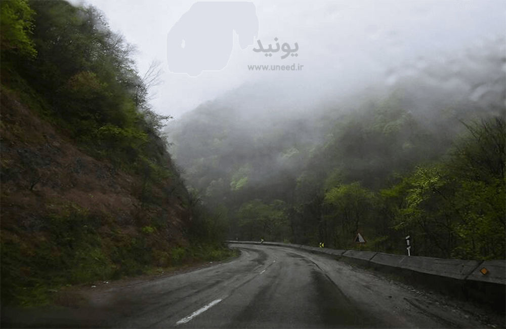 آیا زیباترین جاده های ایران را میشناسید؟