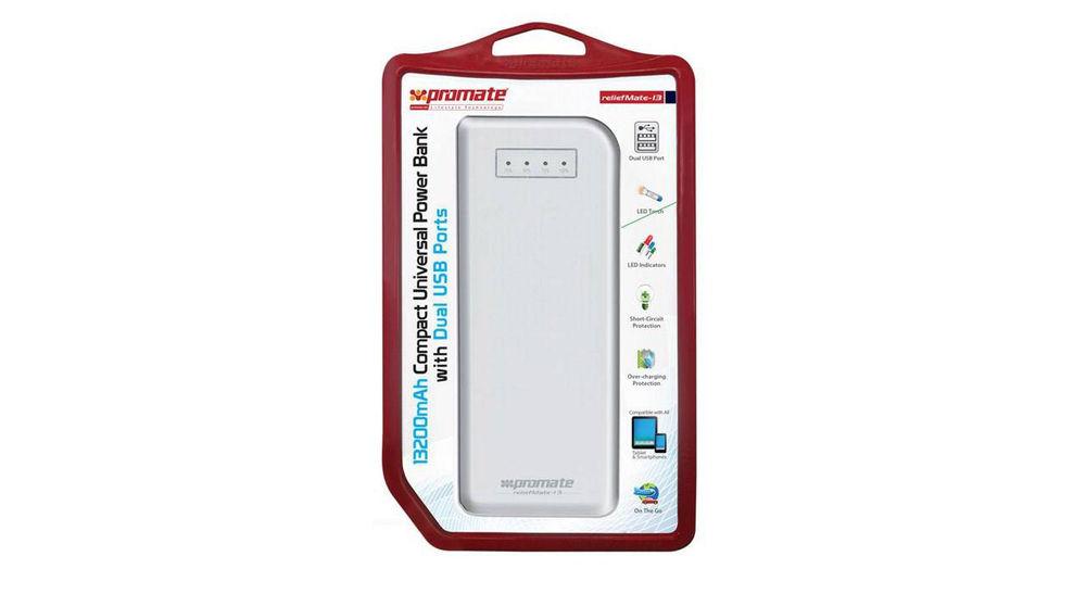 جانبی شمسایی دارای گارانتی اصالت و سلامت فیزیکی کالا. قابلیت شارژ دو دستگاه به صورت همزمان. ( دارای دو درگاه خروجی ) مناسب برای انواع موبایل، تبلت، اسپیکر، موزیک پلیر و .... امکان شارژ کردن سریع موبایل و تبلت دارای چراغ قوه قوی نوع باتری: لیتیوم-یونی وزن: 330 گرم شدت جریان خروجی: ۲.۱ آمپر رنگ: سفید دارای کابل microUSB نمایش میزان شارژ باتری: نشانگر LED دارای کیفیت و دوام بیشتر یکی از بهترین های بازار عالیه حتما بخرید ارسال به سراسر ایران طی 2 یا 3 روز آدرس: استان آذربایجان غربی، خوی، بلوار مطهری، خیابان موسوی، جنب مسجد موسوی، مغازه نمایندگی ایرانسل. شماره کارت بانکی برای کارت به کارت 5022291099256255 بنام امیر شمسایی موبایل:  09219521968