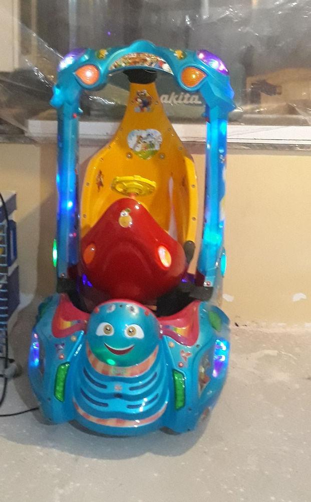 اسباب بازی، تجهیزات و وسایل مینی پارک و مهد کودک تکاندهنده ی کودک استاندارد