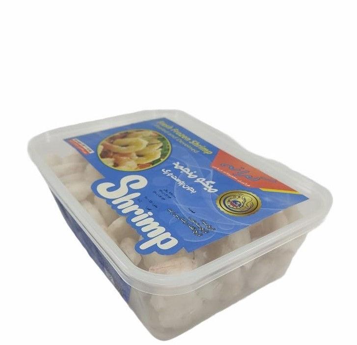 کرانه اروند میگوی سایز ۹۰-۷۰ تکفریز پوستگیری و رگ گیری شده مناسب ، سوخاری ، ساندویچ ، خورشتی، خوراک
