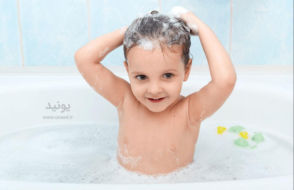 بهترین برندهای شامپو بچه برای شستشوی مو و بدن