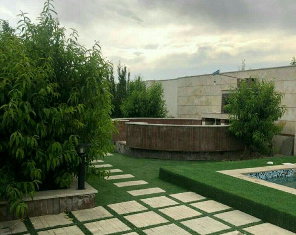 فروش باغ ویلا نوساز 550 متری
