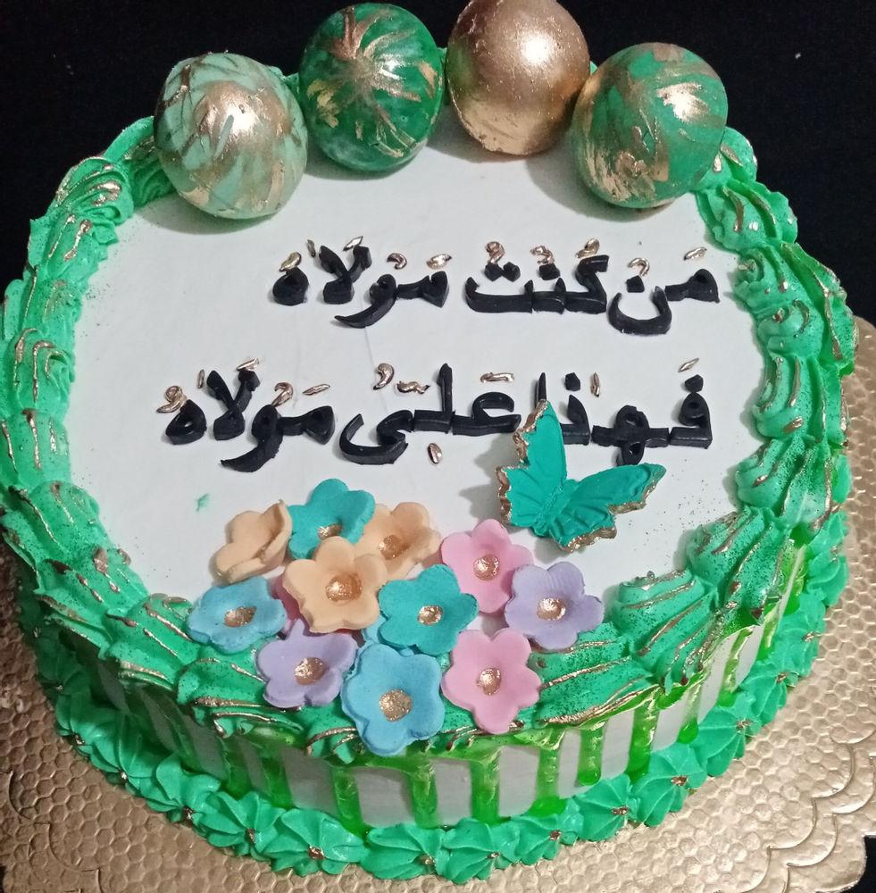 قبول سفارشات شیرینی تر و کیک تولد با تم درخواستی