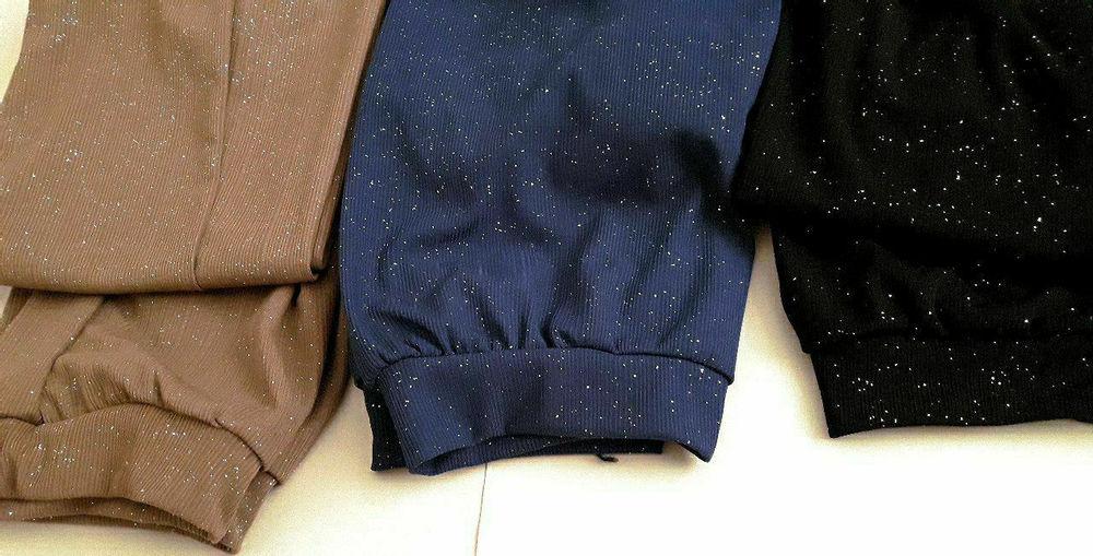 پوشاک آرشیدا استایل 💮ست بلوز و شلوار اکلیلی 🎨در ۲رنگ ( مشکی  ، قهوه ای ) جنس کشی و اعلا( اکلیل بدون ریزش ) فری سایز ۴۴و۴۲و۴۰  مدل استین میدی پارچه راه راه قد ۷۶سانت ، قد استین ۳۵ سانت ، قد شلوارک بلند ۸۸سانت دمپا شلوار مچی