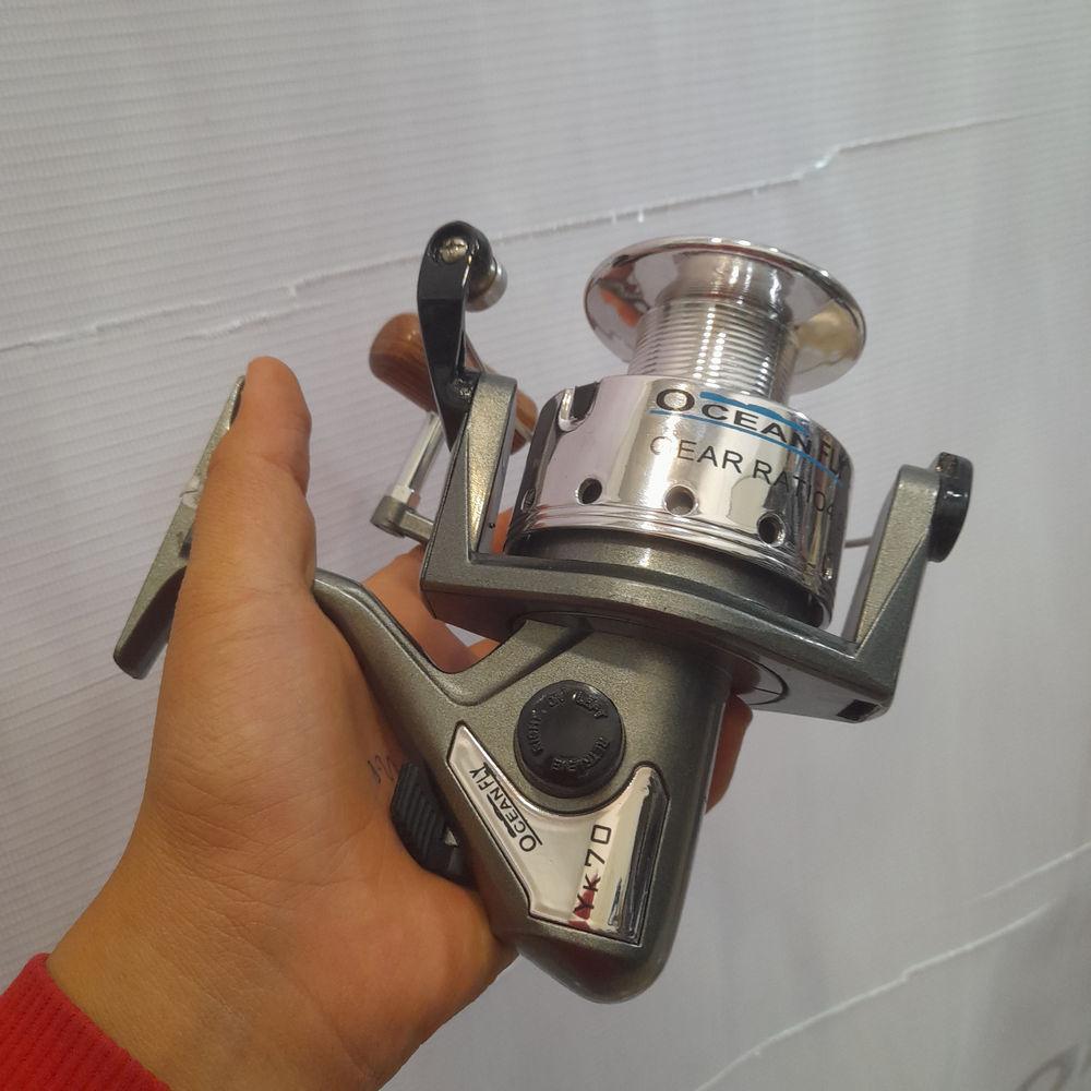 کماندو کمپینگ چرخ ماهیگیری YK70