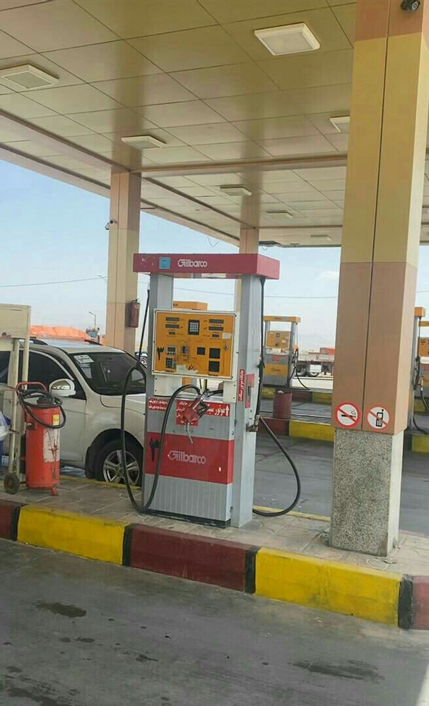 فروش جایگاه سوخت دو منظوره