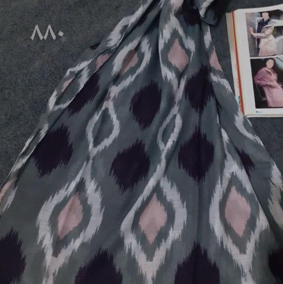 شال و روسری آرتان شال نخی سایز ۲۰۰ * ۷۰ در هشت رنگ