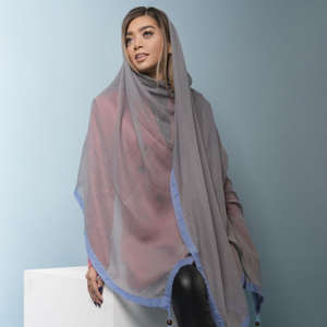 شال نخی عرض پهن منگوله دار در ۱۲ رنگ عالی وارداتی از ترکیه قیمت ۸۸ تومان-9b68c61949bcc6850668a8a005596a3f8039bfc8fb9341d4