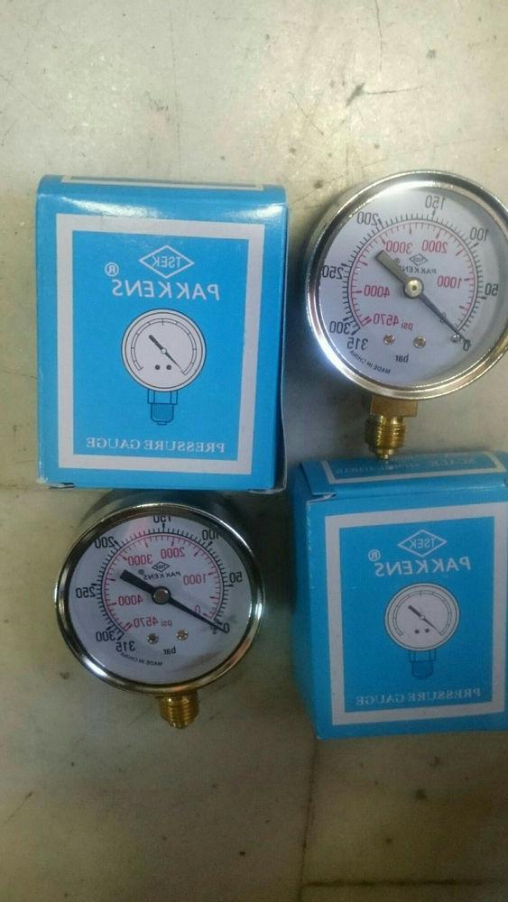 ابزار صنعتی فرید انواع گیج فشار خشک وروغنی در سایزهای مختلف 6 سانتی و10 سانتی وگیج وکیوم