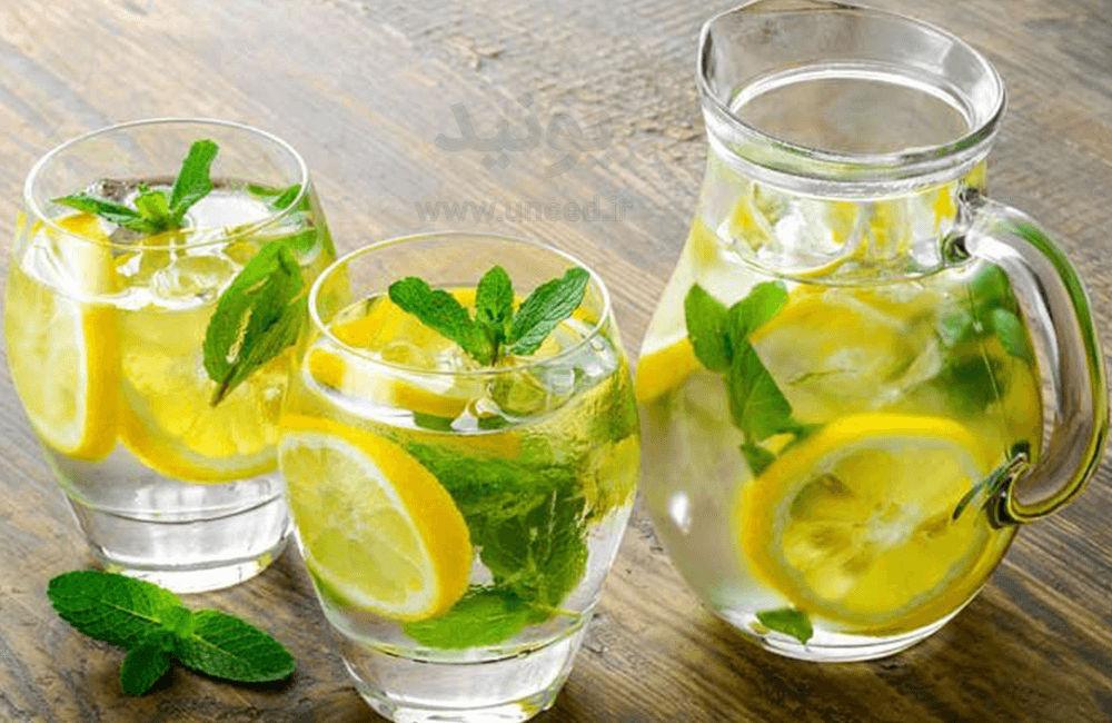 نوشیدنی های مناسب فصل بهار و تابستان