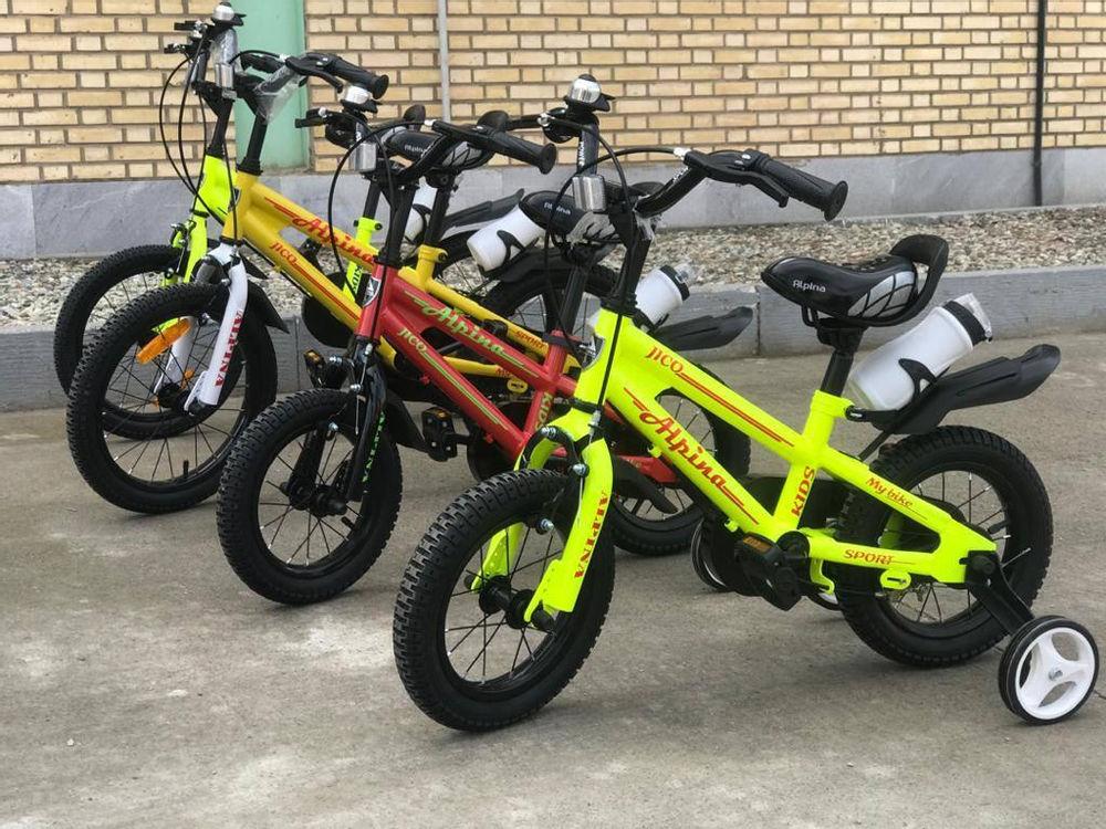 فروشگاه فست کیدز دوچرخه سایز 12 طرح قناری