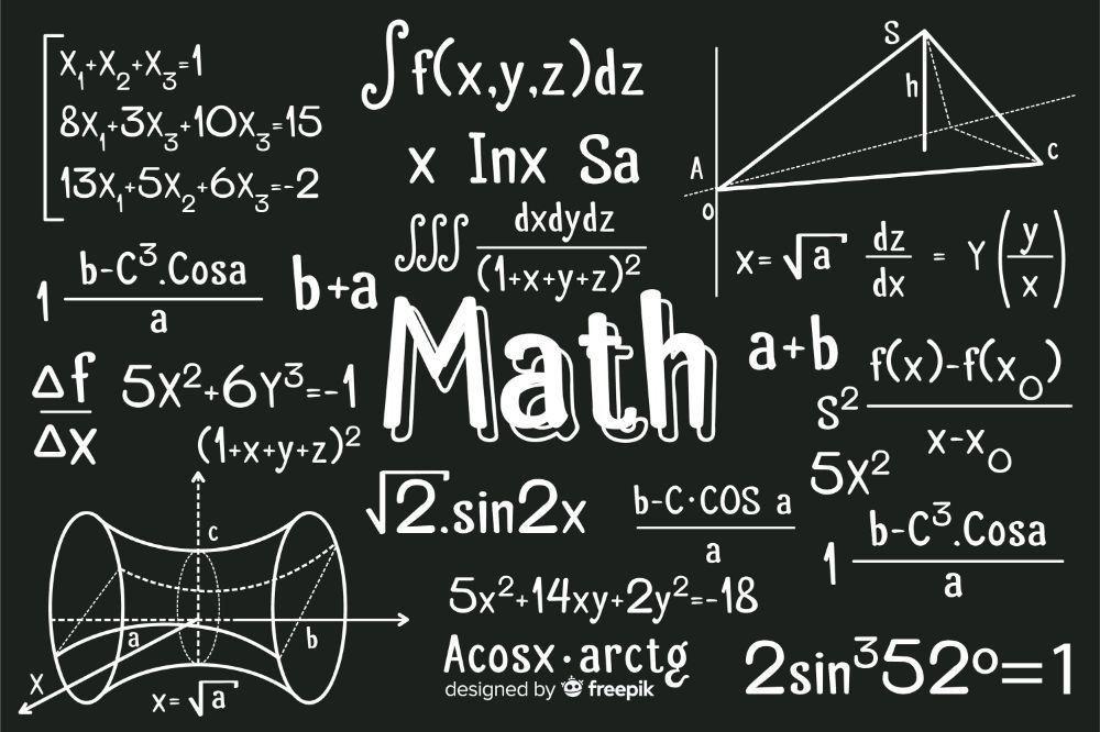 تدریس ریاضیات و فیزیک