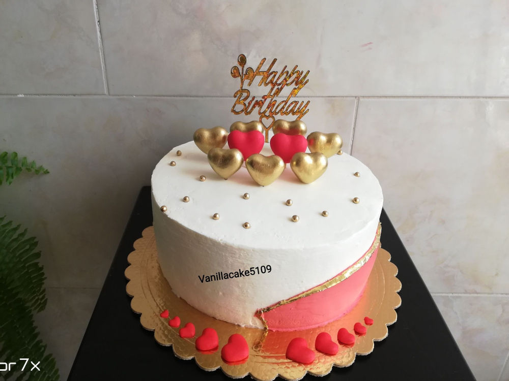 قنادی سفارش کیک تولد خانگی