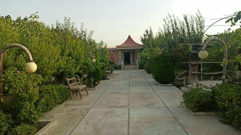 اجاره باغ ویلا واقع در شهریار